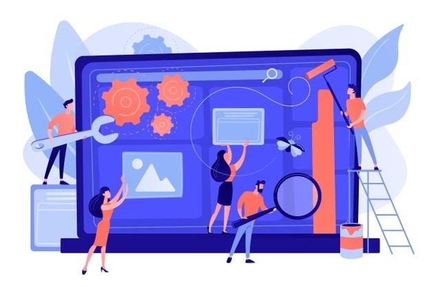 Update your website - Digital Marketing for Manufacturers